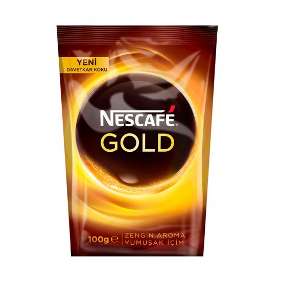 Nescafe Gold 100gr.